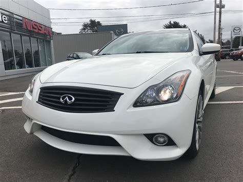 Used 2011 Infiniti G37 Coupe Sport In Kentville
