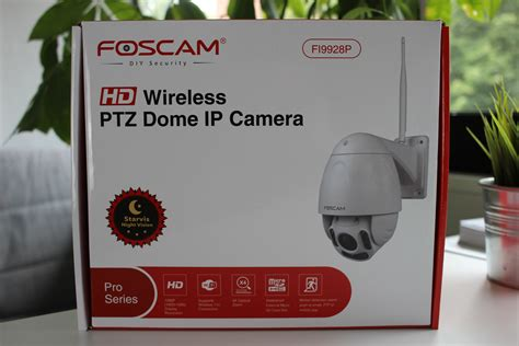 Foscam Ip Review Foscam Fi9928p Review Weatherproof Surveillance