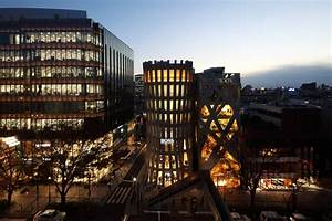 Omotesando Keyaki Building / Norihiko Dan and Associates ...