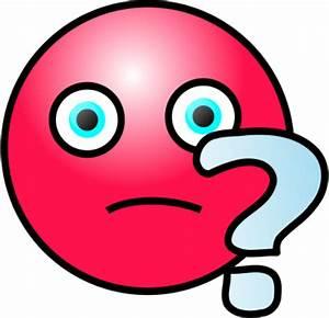 Clip Art Question Face Clipart - Clipart Suggest