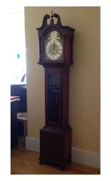 daneker grandmother clock  sale