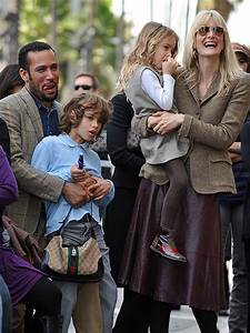 Laura Dern and Ben Harper: Irreconcilable, But Cozy ...