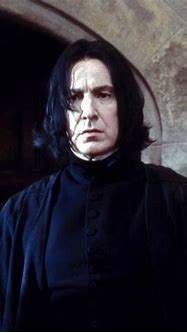 Severus Snape's first words in Harry Potter and the ...