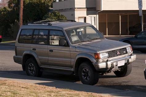 Mitsubishi Montero 1996 by 1996 Mitsubishi Montero Photos Informations Articles