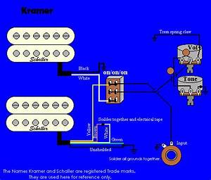 How To Wiring Electric Guitar