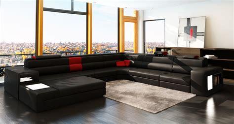 Canape Panoramique - canapé panoramique lara design personnalisable pas cher