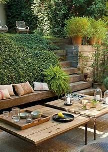le jardin paysager tendance moderne de jardinage With amenager un jardin paysager 3 jardin paysager moderne comment lamenager