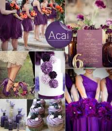 colors for wedding fabulous fall wedding color palette 2013 trends tulle chantilly wedding