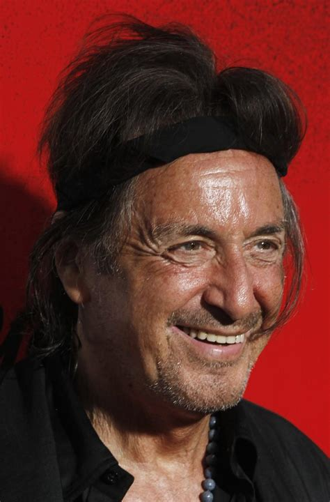 al pacino  ageless  scarface party