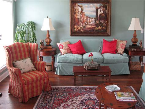 Vintage Living Room Paint Colors