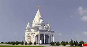 Artak Design New Yezidi Temple In Armenia