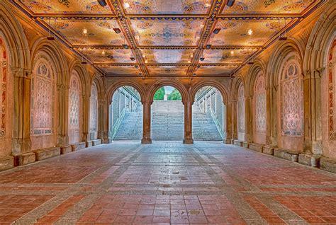 Bethesda Terrace, Central Park: New York City | Visit my ...