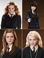 The girls - The Girls of Harry Potter Photo (23891078 ...