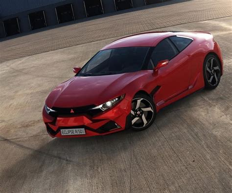 2018 Mitsubishi Eclipse Rumors, Speculations, Concept Car