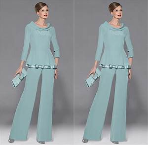 elegant women long sleeves mother39s suit for wedding With womens dress pants for wedding