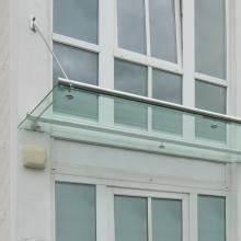 Glasscheiben Für Zimmertüren : t rvordach mit handverschwei tem rohrrahmen glasprofi24 ~ Frokenaadalensverden.com Haus und Dekorationen