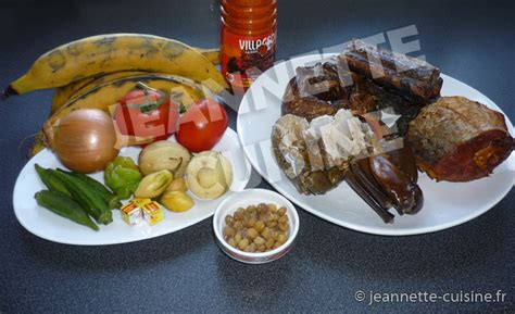 jeannette cuisine le foufou de banane ou d igname plat africain