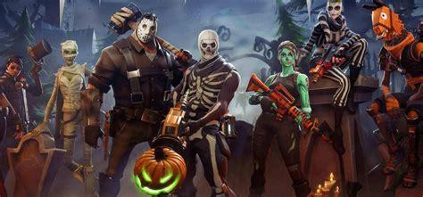 las skins mas terrorificas de fortnite  halloween