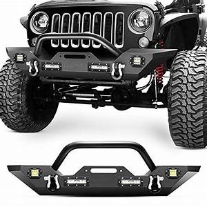 Top 9 Jeep Wrangler Bumper  U2013 Automotive Bumpers  U2013 Cimako
