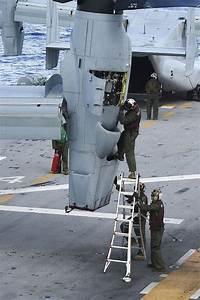 Marines From Marine Medium Tiltrotor Squadron  Vmm  262