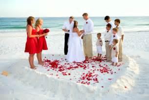 barefoot weddings ceremony