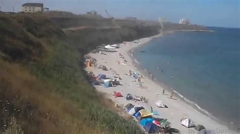 Litoralul romanesc - Costinesti 2015 - Sexy beach - YouTube