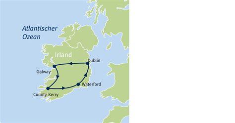 Mietwagenrundreise Irland inkl. Flug 7 Nächte