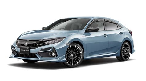 Upgrade Your Honda Civic Hatchback With Mugen Parts From ...
