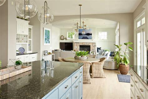 open concept homes feel cozy