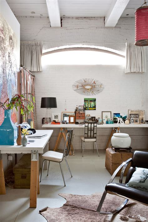 From Warehouse To A Modern Bohemian Home Showcasing A