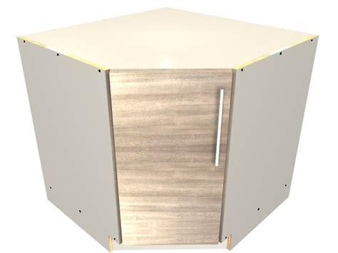 45 degree corner kitchen cabinet 1 door 45 degree base corner cabinet