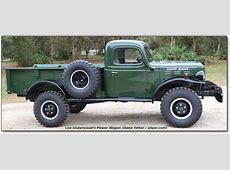 Dodge Power Wagon the original legendary truck