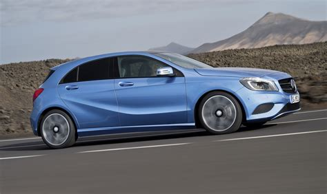 Mercedes Class by 2013 Mercedes A Class Pricing And Specifications