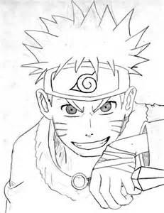 Naruto Anime Drawing