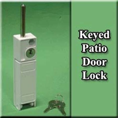 accessory security locks for patio pet doors and window