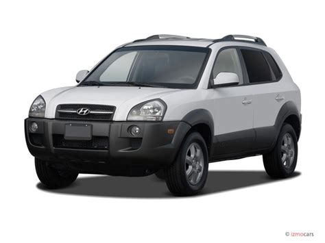 Hyundai Tucson 2007 Reviews by 2007 Hyundai Tucson Review Ratings Specs Prices And