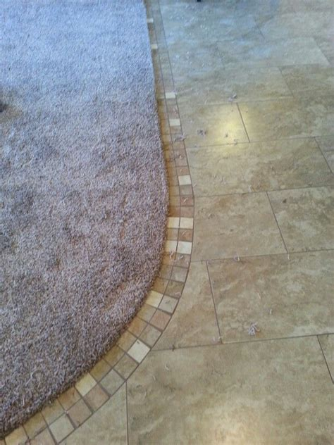 tile to carpet transition options best 25 carpet to tile transition ideas on