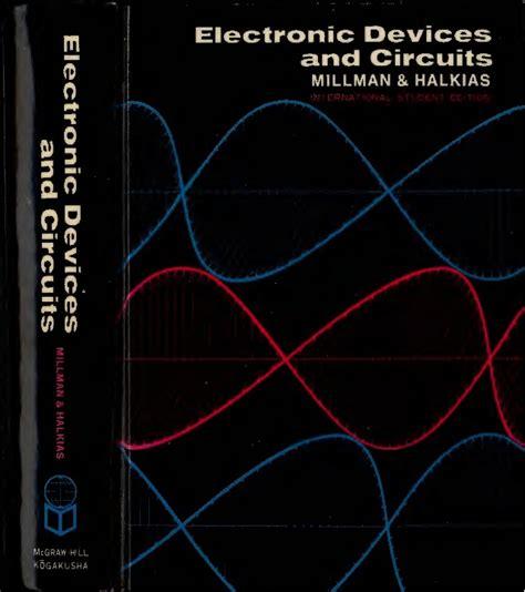 Millman Halkias Electronic Devices Circuits Text