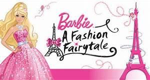 Barbie Fashion Fairytale images Barbie A Fashion Fairytale logo wallpaper and background photos