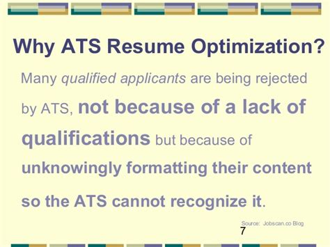 Optimize Your Resume by Optimize Your Resume For Applicant Tracking Systems