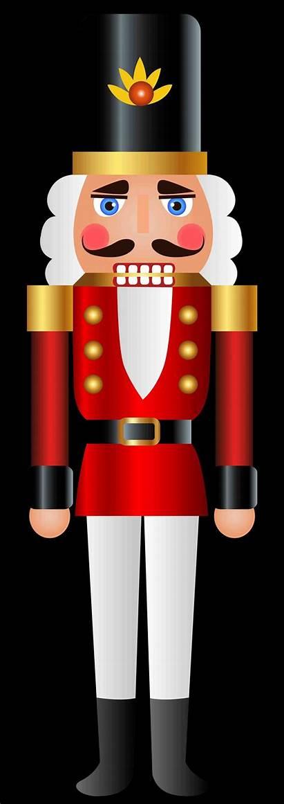 Nutcracker Clipart Christmas Royalty Nutcrackers Clip Clipartmag