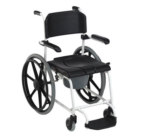 fauteuil roulant de avec accoudoirs et repose pieds relevables invacare cascade h253