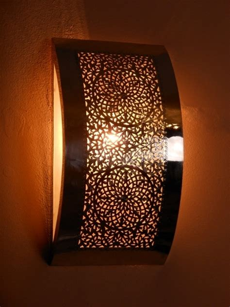 d 233 coration marocaine appliques murales appliques luminaires marocaines en m 233 tal luminaires
