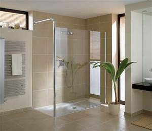 Badezimmergestaltung Ohne Fliesen : duschkabine aus glas moderne beispiele ~ Sanjose-hotels-ca.com Haus und Dekorationen