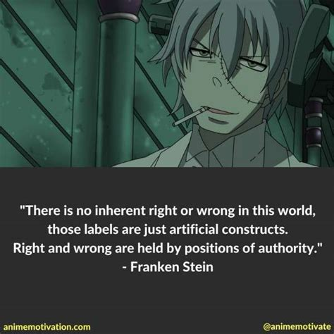 soul eater anime quotes    damn meaningful