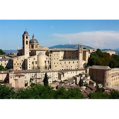 Urbino Italy.Talk & Politics