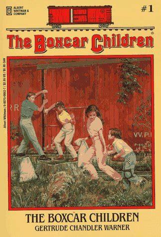 boxcar children  boxcar children   gertrude