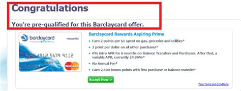 First progress offers three different secured credit cards. Barclaycard Pre-Approval & Pre-Qualified Checker