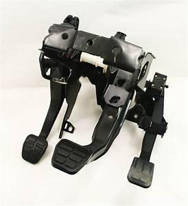 Manual Transmission Pedal Cluster 93