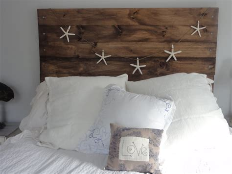 Diy Project A Reclaimed Wood Heaboard Finding Silver